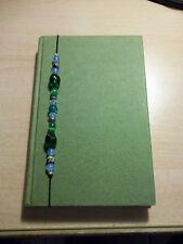 HANDMADE OPALITE & CATS EYE & JASPER FLEXIBLE GEMSTONE BOOKMARK / BOOKBAND