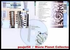"""VIVALDI """"7 Concertos pour Mandoline"""" (CD) F.Biondi 2002"""