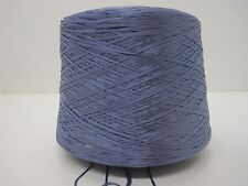 Wolle Stricken &häkeln | Kone PA band  blau metallic  1,8kg  strickwolle pa04