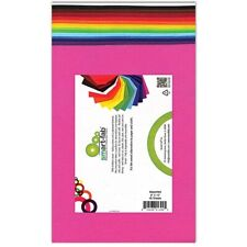 Smart-Fab Disposable Art & Decoration Fabric Sheets - Assorted - 45 Sheets  -