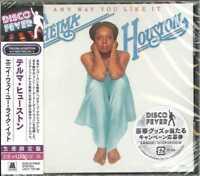 THELMA HOUSTON-ANY WAY YOU LIKE IT-JAPAN CD Ltd/Ed B63