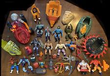He-Man- MOTU - Lot Of Action Figures, Vehicles & Accessories - 1981
