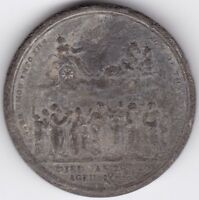 George III Ascension Medal 1760 - 1820 Aged 81 | Pennies2Pounds