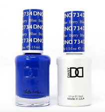 DND #701-780 Daisy DUO gel Polish Matching Nail Polish Set PICK YOUR COLOR!