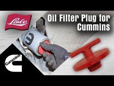 Lisle Ram 5.9L, 6.7L Cummins Oil Filter Plug Tool #57180