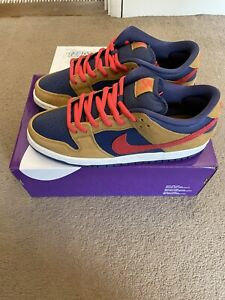 Nike SB Dunk Low Reverse Papa Bear UK 9 US 10 Brand New In Box