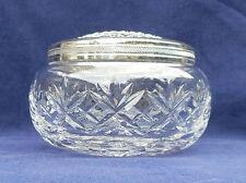 Royal Doulton Britain Crystal & Cut Glass Bowls