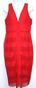 BARDOT Daria Lace Womens Dress UK size 12