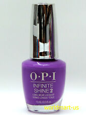 Opi Infinite Shine Polish Neon Collection Isl N73- Positive Vibes Only