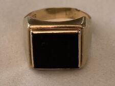 Gold Ring 333er Herren