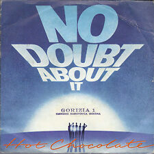 NO DOUBT ABOUT IT - GIMME SOME OF YOUR LOVIN' # HOT CHOCOLATE
