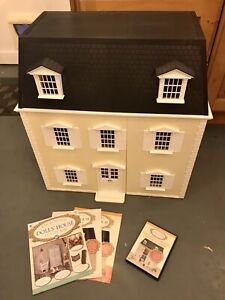 Magnificent Mansion Doll's House from Victorian Dolls House Collector Magazine