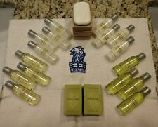 CRABTREE & EVELYN® TRAVEL-SIZE HOTEL AMENITIES (1 LOT= 22 ITEMS)-EXCELLENT!!