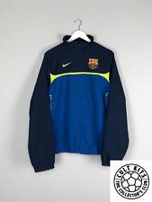 BARCELONA 09/10 Nike Football Jacket (L) Soccer Jersey
