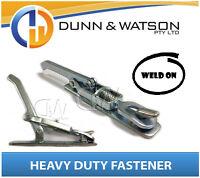 Heavy Duty Over Center Fastener x1 (Lock Latch handle) Trailer Tray (Weld On)