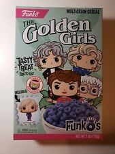 The Golden Girls FunkO's Cereal Sealed Funko Target Exclusive Betty White Figure