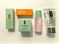 Clinique Luxury Gift Sample Set with Hydrating Jelly and Cleansing Balm