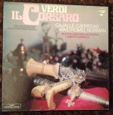 Verdi: Il Corsaro (Caballe, Carreras, Mastromel, Norman) : Lamberto Gardelli