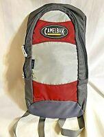 CamelBak Hydration Pack Backpack Jibber NO Bladder Red Gray