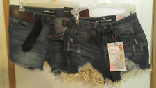 New w/tags Almost Famous, Dollhouse denim shorts Lot size 3 Super Cute!