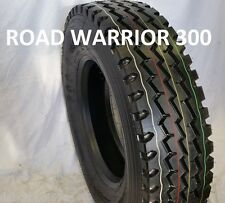 (2-Tires) 11R22.5 H/16 146/143M- New Steer All Position Truck Tires 11225 (#300)