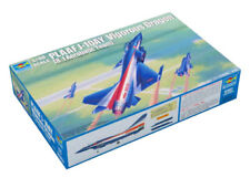 Trumpeter 9362857 Chengdu J-10 Vigorous Dragon 1:48 Kampfflugzeug Modellbausatz