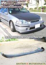 SiR-Style Front Lip (Urethane) Fits 96-98 Honda Civic 4dr