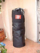 "Boxing, Martual art,Kickboxing ,Punching bag ""L"" W/Chain up to 60lb"