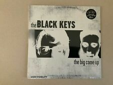 The Black Keys – The Big Come Up clear LP reverse cover ALIVE 0044-1 sealed