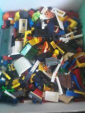LEGO 3kg Bundle Mixed Bricks Parts Pieces Colours Starter Set Bulk joblot lot01