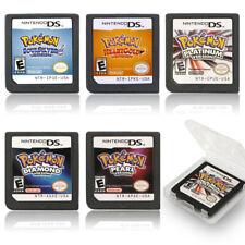 Pokemon Platinum HeartGold SoulSilver Game Card for Nintendo 3DS NDSI NDS Lite