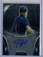 Trey Ball 2013 Topps Bowman Sterling Prospects  Autograph Auto