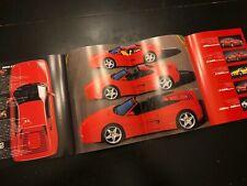 Ferrari brochure - Cornes - in Japanese 355 / 550 / 456
