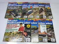Model Railroader Magazine 2006 11 Issues Missing July