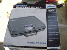 Pelouse Model P100S 100 lb. Tabletop Mechanical Shipping Scale