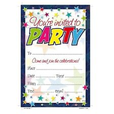 invitations to parties