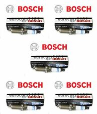 Set of (5) Volvo Bosch Spark Plugs 9615 9615