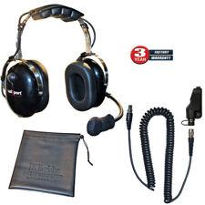 Klein DualSport High-Noise QD Headset for Kenwood TK and NexEdge Two-Way Radios