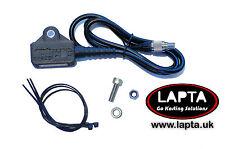 LAP Magnetico Pick up per MYCHRON 3 e 4 KART Lap Timer Sensore Nero