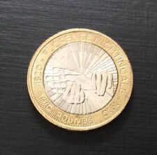 £2 Coin Florence Nightingale 2010 FREEPOST