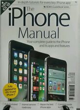 The iPhone Manual Winter 2016 2017 Complete Guide Apps Features FREE SHIPPING sb