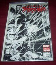 Avenging Spider Man #1  1:200 Joe Quesada Sketch Variant