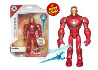"Disney Store IRON MAN Marvel Toybox 6"" Action Avengers Ironman INFINITY WAR 2019"