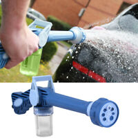 High Pressure Turbo Car Jet Wash with Soap Foam Mixer Hose Pipe Washer Gun Canon