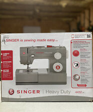 ✅NEW SINGER Heavy Duty 4432 Sewing Machine NEW (32 Stitches) FREE FAST SHIP ✅