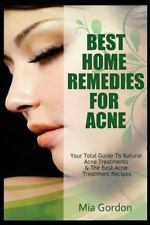 Best Home Remedies for Acne : Your Total Guide to Natural Acne Treatments and...