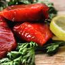 Smoked Salmon Nuggets Wild Caught Canadian Sockeye Smoke Gourmet Seafood Gift