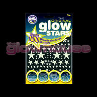 1000 The Original Glow Stars Glow In The Dark Wall Ceiling Stickers