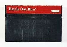 Sega Master System Game Battle out Run Pal