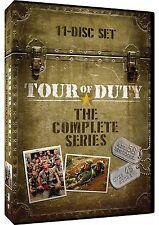 Tour of Duty Complete Series Season 1-3 DVD SET TV Show Collection Lot Episodes